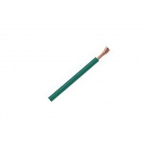 H05V-K / LGY 0,5 przewód jednożyłowy zielony / 100m