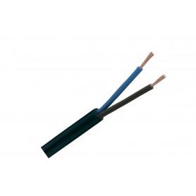 OW / H05RR-F 2x1,5 Przewód w gumie linka