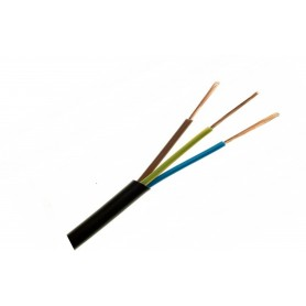 OW / H05RR-F 3x1,5 Przewód w gumie linka
