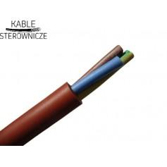SIHF 3x2,5 Przewód silikonowy linka 500V
