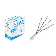 Kabel U/UTP kat.5e PVC drut 4x2x0,5 ALANTEC