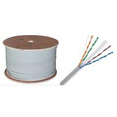 Kabel U/UTP kat.6A LSOH drut 4x2x0,57 ALANTEC
