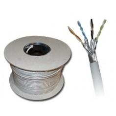 Kabel F/FTP kat.6A LSOH drut 4x2x0,57 ALANTEC